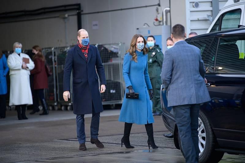 William a Kate v Edinburgu