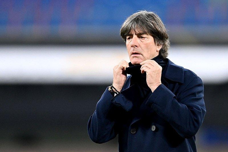Německý trenér Joachim Löw