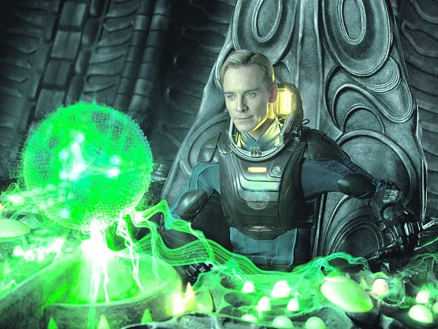 Režisér Ridley Scott přichází s filmovou událostí roku, prequelem Vetřelců s názvem Prometheus.