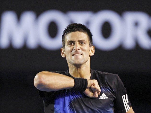 Novak Djokovič vyhrál Australian Open.