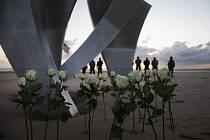 Oslavy vylodění v Normandii