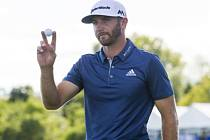 Dustin Johnson.