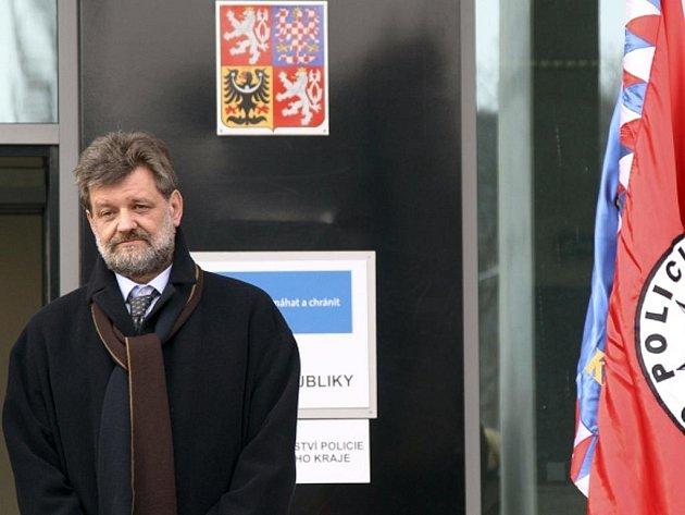 Ministr vnitra Jana Kubice se v Karlových Varech zúčastnil slavnostního zahájení činnosti Krajského ředitelství policie Karlovarského kraje.