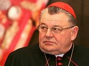 Papež jmenoval pražského arcibiskupa Dominika Duku kardinálem.