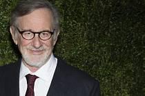 Režisér Steven Spielberg.