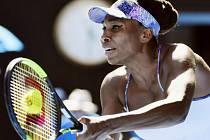 Venus Wiiliamsová na Australian Open.