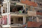 Írán a Irák zasáhlo silné zemětřesení