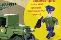 Institut národní paměti (IPN), který v Polsku zkoumá zločiny nacismu a komunismu, pokáral výrobce hraček, že do kolekce zobrazující dobývání Berlína v roce 1945 zařadil i postavičku důstojníka sovětské tajné policie NKVD.