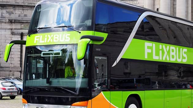 FlixBus. Ilustrační foto.