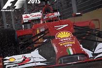 Počítačová hra F1 2015.