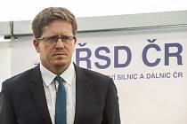 Nový generální ředitel ŘSD Radek Mátl (na snímku ze 17. září 2019).