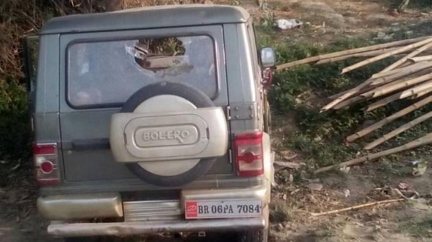 Nehoda u indického města Muzaffarpur