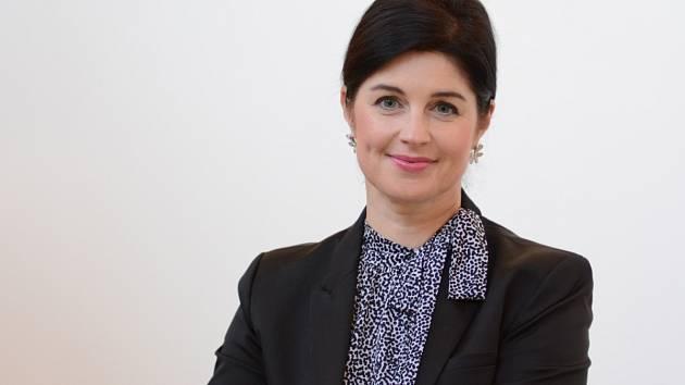 Ředitelka Ústavu pro kontrolu léčiv Irena Storová.