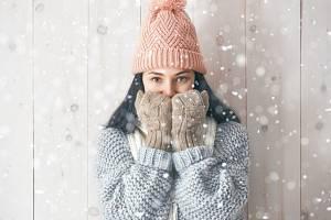 Zima a pleť