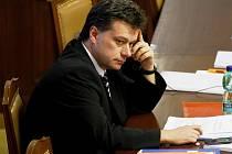 Ministr spravedlnosti Pavel Blažek.