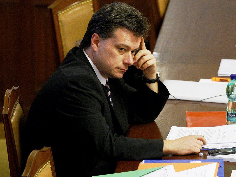 Exministr spravedlnosti Pavel Blažek