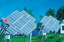 V Německu je v současnosti na 1,5 milionu solárních panelů.