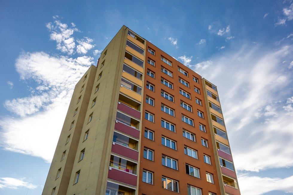 Panelový dům - Ilustrační foto