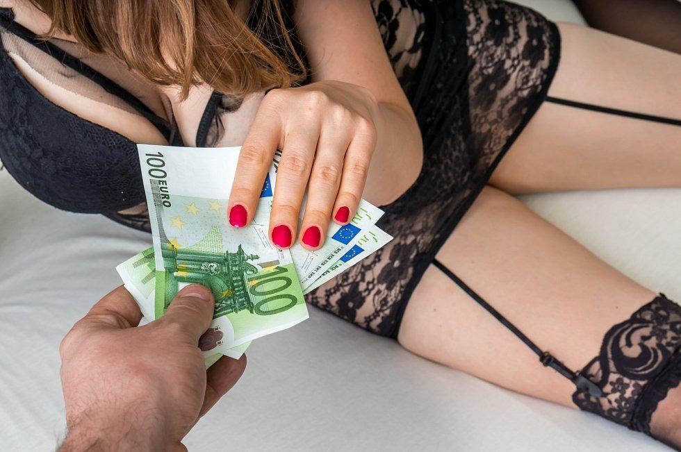 Prostituce. Ilustrační snímek
