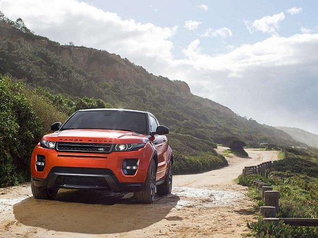 Range Rover Evoque ve verzi Autobiography Dynamic.