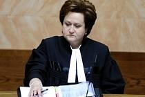 Soudkyně Ústavního soudu Milada Tomková