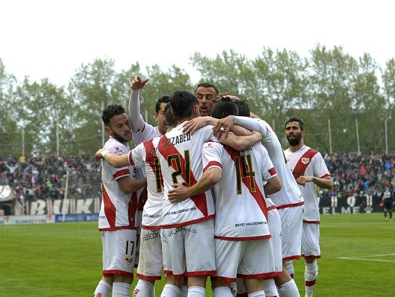 Radost na chvíli. Vallecano zatápělo Realu Madrid, ale nakonec prohrálo 2:3