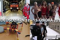 Videosouhrn 11.–15. února 2019