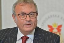 Prezident Hospodářské komory ČR Vladimír Dlouhý