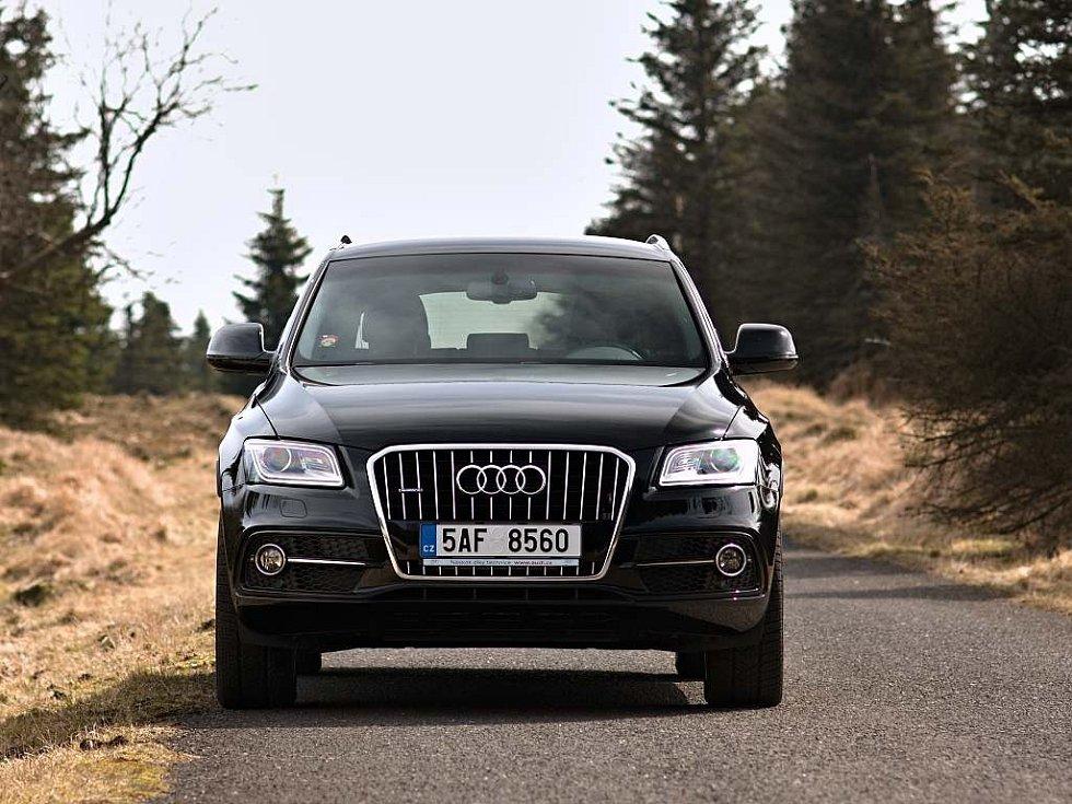 Fotogalerie Audi Q5 Den 237 K Cz