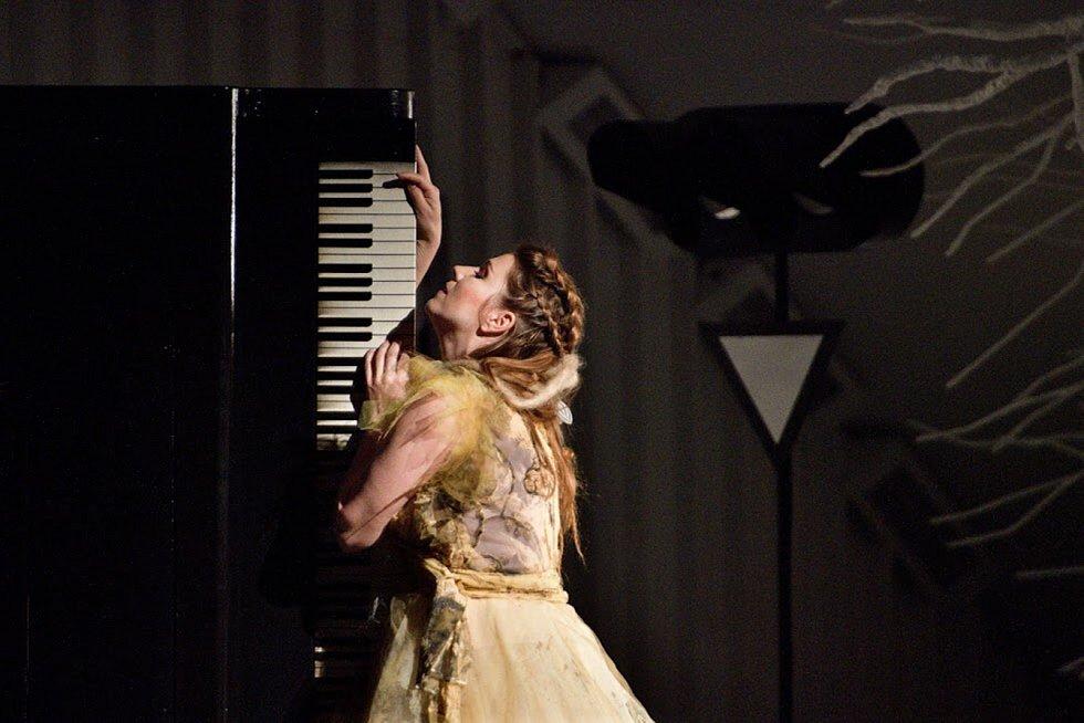 Kateřina Kněžíková v opeře