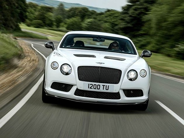 Bentley Continental GT3-R.