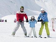 Ski centrum Kohůtka v Javorníkách