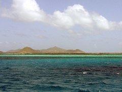 Karibské moře. Ilustrační foto