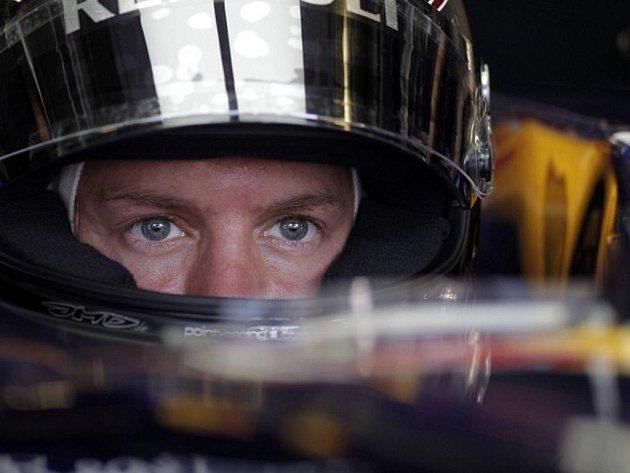 Sebastian Vettel vyhrál kvalifikaci VC Itálie.