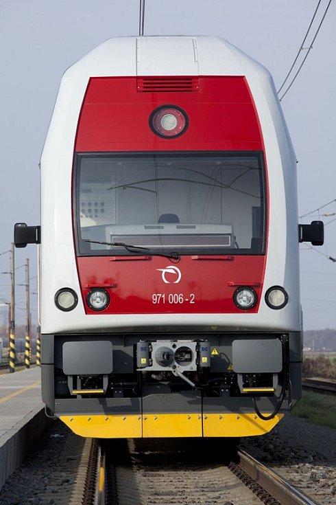 Elektrická jednotka řady 671 Slovensko