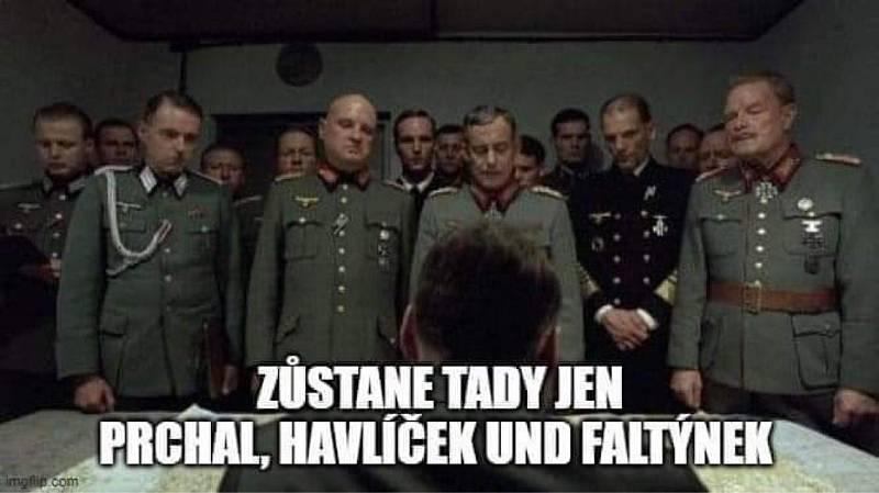 Andrej Babiš po ohlášení výsledků voleb