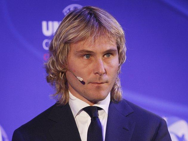 Pavel Nedvěd.