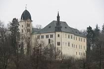 Zámek Hrubý Rohozec zve návštěvníky i o Vánocích.