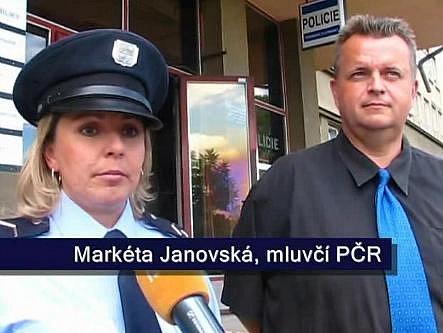 Policejní mluvčí Markéta Janovská sděluje podrobnosti k případu čtyřiatřicetileté ženy, která krátce po porodu zabila své dítě