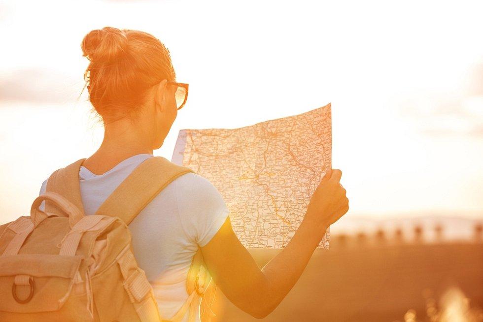 Cestování. Ilustrační foto
