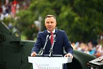 Polský ministr obrany Mariusz Blaszczak.