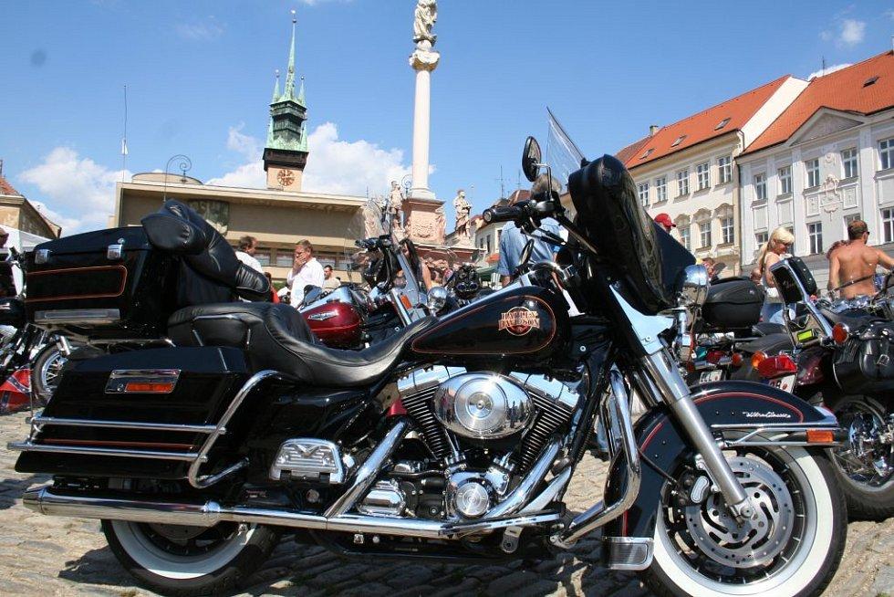Motocykl Harley Davidson