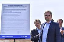 Vyšehradská deklarace ODS a lídr strany Petr Fiala