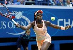 Sloane Stephensová, vítězka US Open