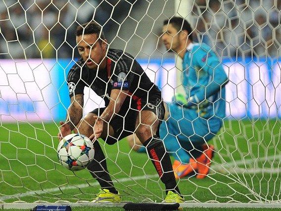 Porto - Bayern Mnichov: Thiago po snížení myslel na vyrovnání. Mýlil se