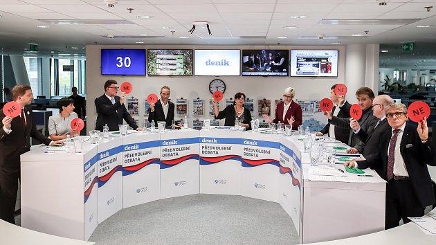 Nikdo by nepodpořil menšinovou vládu ANO, pokud by v ní byl i nebyl Andrej Babiš.
