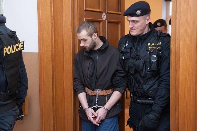 Podezřelý z přepadení čerpací stanice v Nelahozevsi na Mělnicku, při kterém byla zavražděna čerpadlářka.