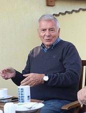 Vratislav Kulhánek, prezidentský kandidát. Reportáž