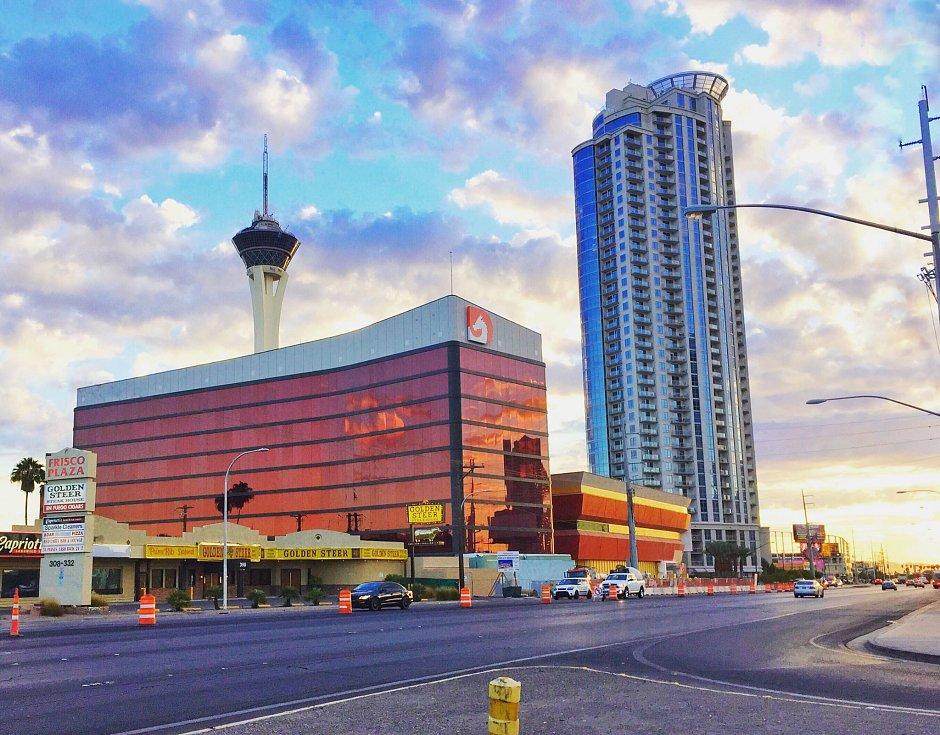 Kasino Šťastný drak v Las Vegas