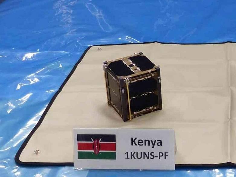První keňský satelit 1KUNS-PF